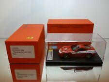 LOOKSMART LS209A FERRARI 599 PANAMERICAN 20,000 - RED 1:43 - EXCELLENT IN BOX