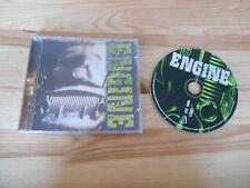 CD METAL Engine-same/sans titre album (9 chanson) Metal Blade rec