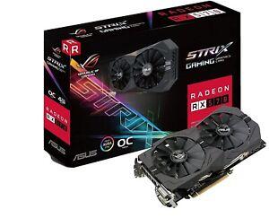 Asus Rog Strix RX 570 Graphics Card
