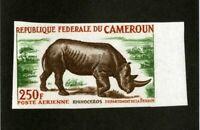 Cameroun Stamps # C51 VF OG NH Imperf