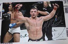 Michael Chandler Signed 20x30 Photo BAS Beckett COA Bellator MMA Picture Auto'd