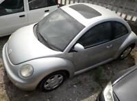 RICAMBI CARROZZERIA / MECCANICA VOLKSWAGEN NEW Beetle DAL 1997 AL 2012
