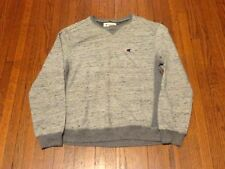 Men's Champion Athletic Apparel Grey Pullover Crew Neck Sweatshirt sz M