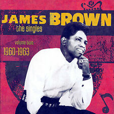 BROWN,JAMES-THE SINGLES VOL. 2 CD NEW