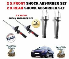 FOR FORD PUMA 1.4 1.6 1.7 ST160 1998--> 2 X FRONT +  2 X REAR SHOCK ABSORBER SET