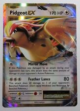 Pidgeot ex - 64/108 XY Evolutions - Ultra Rare Pokemon Card