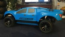 Team Associated TC4 Roller with bodies 2 sets of wheels