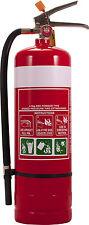 4.5kg ABE Extinguisher c/w Wall Bracket