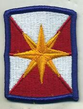 US Army 347th Support Group Color Patch