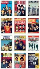 The Beatles on Magazine Covers Trading Card Set