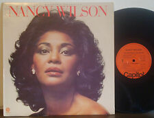 "NANCY WILSON ""This Mother's Daughter"" 1976 CAPITOL LP Blue Mitchell-Dave Grusin"