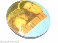 ANTHRAX Old Vtg 1980`s Button Pin/Badge big4 (not patch shirt concert lp)