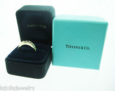 AUTHENTIC TIFFANY & CO 18K YELLOW GOLD ENGAGEMENT 1.10CT DIAMOND RING SIZE 6