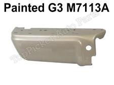 Painted Pueblo Gold G3/M7113A Rear Bumper Cap LH W/O Hole For 08-10 F250 F350