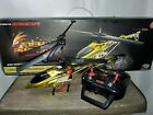 Fiery –Phoenix, RC Helicopter, 18 7/8 inch .48cm for repair or parts.(k)