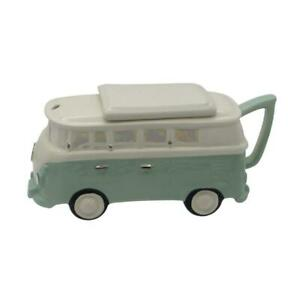 Camper Van Teapot by Ceramic Inspirations Teapottery Teapot Collectors Gifts