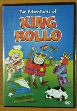 The Adventures of King Rollo DVD NEW SEALED FREE POSTAGE