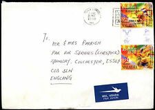 Malaysia 1998 Commercial Airmail Cover To UK #C38789