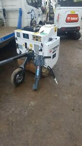 Terex roller mbr71 refurbished Inc trailer & terex hydraulic breaker with hoses