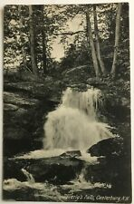 SHAKER SISTERS CANTERBURY NEW HAMPSHIRE NH 1913 POSTCARD PAVERLY'S FALLS