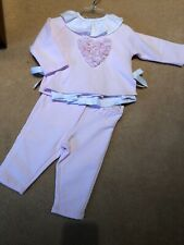 Tutto Piccolo Trouser Outfit Age 9 Months Bnwt Originally Cost £82!