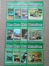 Vintage Motor Sport Magazines 1974 - Vol L - Issues 1-12 - You Choose the Issue
