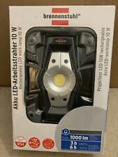 Brennenstuhl LED Work Lamp / Outdoor Lantern 10W IP54 with USB charging 1173080