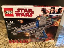LEGO Star Wars Resistance Bomber 2017 75188 NEW SEALED BOX 780 Pieces