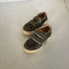 Sperry Top-Sider  Blue HALYARD H & L Canvas Loafers Boat Shoes ~  Toddler 6M