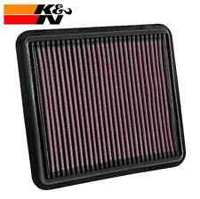 K&N 33-5042 HIGH FLOW AIR FILTER to suit MAZDA CX-3 Petrol (replaces PEHH133A0)