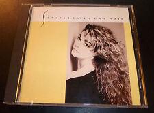 "SANDRA ""Heaven Can Wait"" (CD Maxi-Single 1988) Virgin 3-Tracks *GREAT SHAPE* OOP"