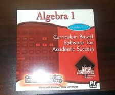 Pc Treasures High Achiever Algebra 1