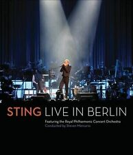 Live in Berlin [Blu-Ray] by Sting (Blu-ray Disc, Nov-2010, Decca)