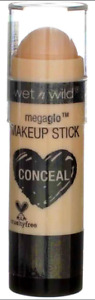 Wet n Wild MegaGlo Makeup Stick Concealer, Nude for Thought 808  *Twin Pack*
