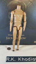 Hot Toys DX06 Disney POTC Captain Jack Sparrow 1:6 action figure's body only!