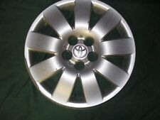 """Hubcap Wheelcover Toyota Corolla 15""""  2003 2004  Priority Mail  42621AB060 #175"""