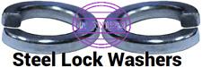 "(10Pcs) 5/8"" Split Lock Washer  Zinc Plated"