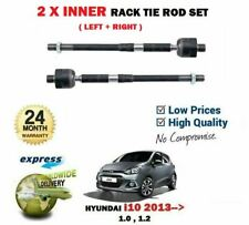 FOR HYUNDAI TRAJET 2000-2008 2X OUTER LEFT RIGHT STEERING RACK TRACK ROD END SET