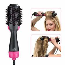 4 in 1 One Step Hair Dryer Style Comb Volumizer Brush Straightener Curler