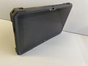 Dell Latitude 12 Rugged Tablet 7202 M-5Y10c 4GB Of Ram 250 GB SSD Win 10 Pro