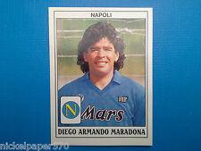 Figurine Calciatori Panini 1989-90 1990 n.260 Maradona Napoli nuova e perfetta