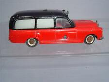 TEKNO DENMARK 731 MERCEDES BENZ AMBULANCE ORIGINAL **SCROLL DOWN FOR PHOTOS**