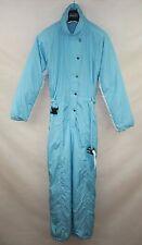 Silvretta Vintage para mujer acolchado de esquí traje de una pieza EU-44 Traje De Nieve Todo en Uno