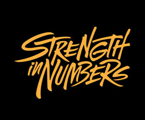 Strength In Numbers shirt Golden State Warriors Steph Curry Kevin Durant Klay