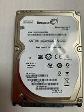 """Seagate Momentus ST9320325AS 5400.6 320GB 5400 RPM 6.35 cm  2.5""""   Internal HDD"""