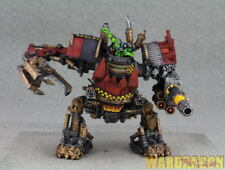 ForgeWorld WDS painted Ork Meka Dread Body Dread Rippa Klaw Arm Dread Shunta d48