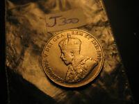 Canada 1923 High Grade 5 Cent Nickel Coin IDJ300.