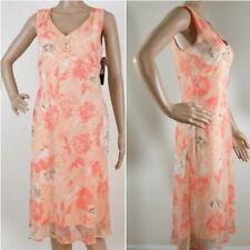 Faith Love Passion Spring Dress 8 FLP Sheer W/Liner Sleeveless Summer