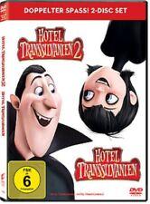 Hotel Transsilvanien Teil 1+2 NEU OVP 2 DVDs Doppelter Spass