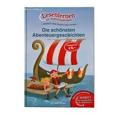 Die schönsten Abenteuergeschichten, Lesenlernen Wikinger Buch Kinderbuch